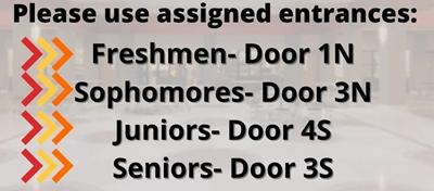 Assigned Entrances