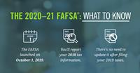 FAFSA Calendar